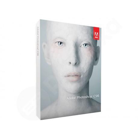 Adobe Photoshop CS6 (plná verze) MAC + DVD