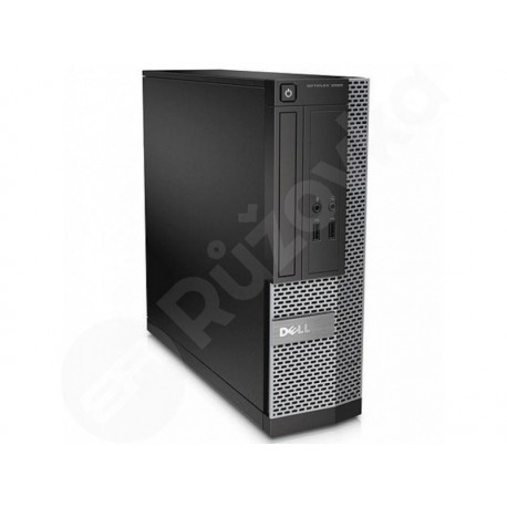 Dell Optiplex 3020 SFF Intel Core i5-4590 3,3GHz 8GB 500GB DVD-RW W10