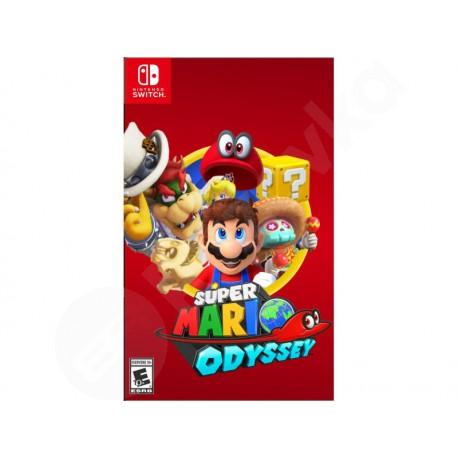 Super Mario Odyssey hra pro Nintendo Switch