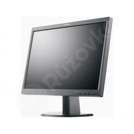 22'' LED Lenovo Thinkvision LT2252p - VGA DVI DP audio 1680x1050 černý