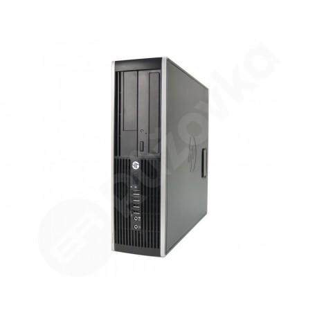 HP Compaq 6000 Pro SFF Pentium E6300 2,8GHz 2GB 80GB DVD-RW W7