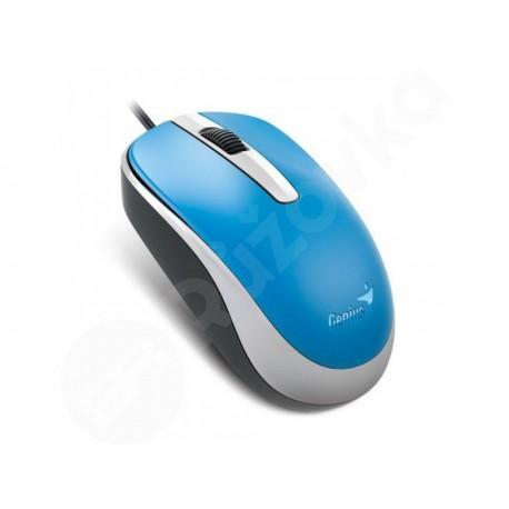 GENIUS myš NetScroll DX-120 USB 1200dpi modrá