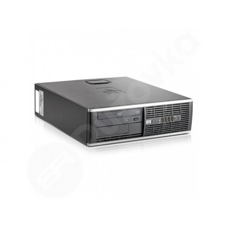 HP Compaq Elite 8300 SFF Core i5-3570 3,4GHz 16GB 500GB+64GB SSD W10