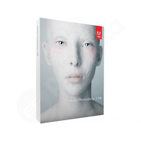 Adobe Photoshop CS6 (plná verze) Windows + DVD