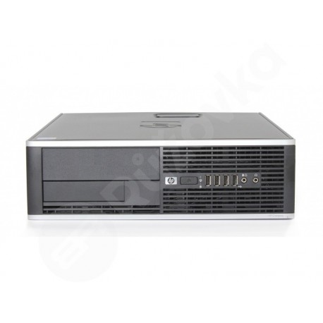 HP Compaq 8200 Elite SFF Core i5-2400 3,1GHz 4GB 64GB SSD W10