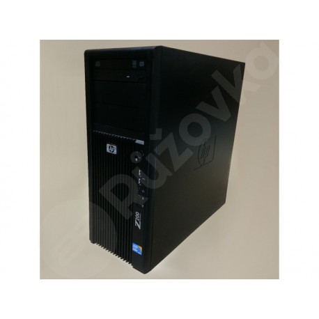 HP Z200 Workstation Core i5-650 3.2GHz 4GB 500GB DVD-RW W10