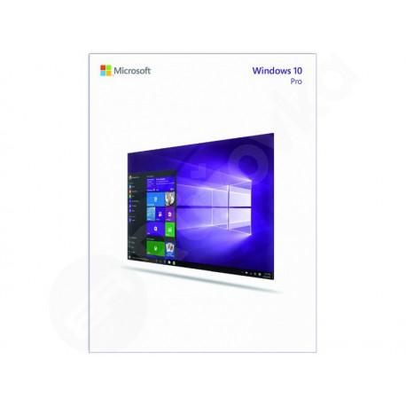 Microsoft Windows 10 Pro CZ 32bit / 64bit
