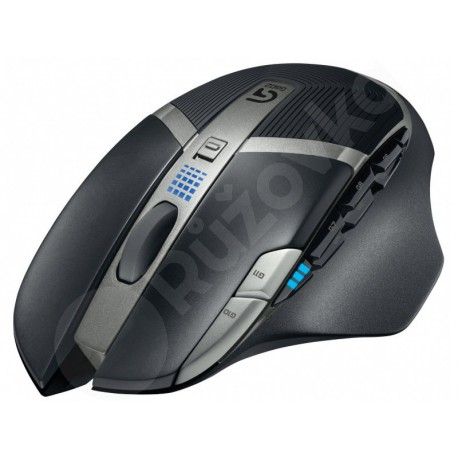Logitech G602 Wireless Gaming Mouse 910-003822