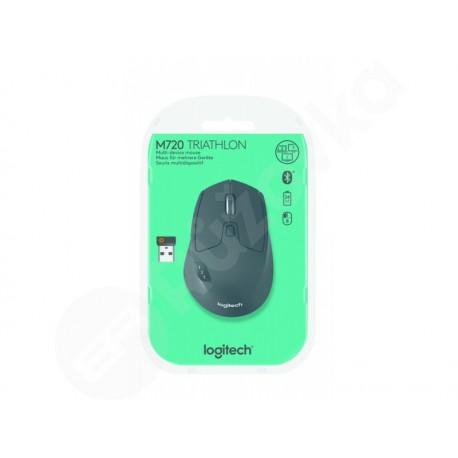 Bezdrátová myš Logitech M720 Triathlon