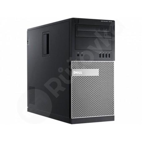 Dell Optiplex 7010 TWR Core i5-3470 4GB 500GB DVD-RW W10