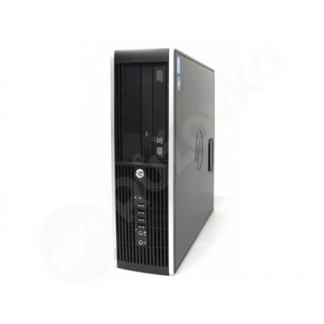 HP Compaq 8200 Elite SFF Core i5-2400 8GB 128GB SSD DVD-RW W10