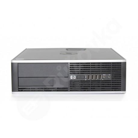 HP Compaq 6300 Pro SFF Core i5-3470 4GB 64GB SSD+500GB DVD-RW W10