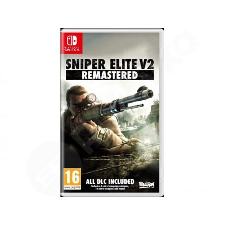 Sniper Elite V2 Remastered hra pro Nintendo Switch