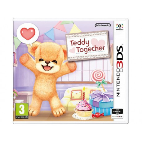 Teddy Together hra pro Nintendo 3DS