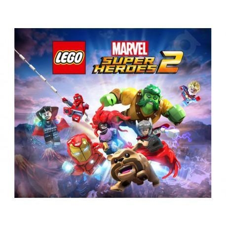 LEGO Marvel Super Heroes 2 hra pro Nintendo Switch