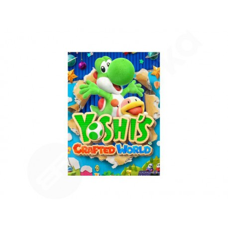 Yoshi´s Crafted World hra pro Nintendo Switch