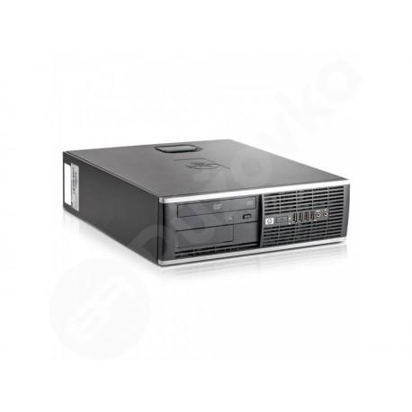 HP Compaq 8100 Elite SFF Pentium G6950 4GB 64GB SSD+500GB DVD W7