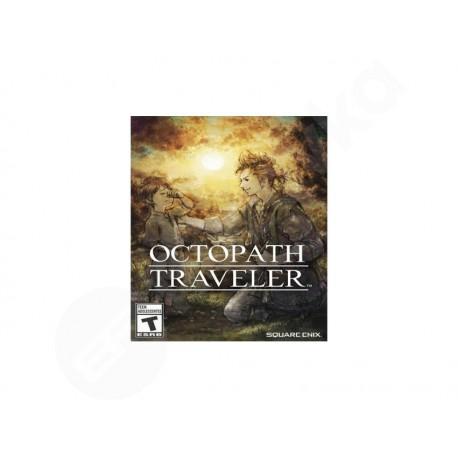 Octopath Traveler hra pro Nintendo Switch