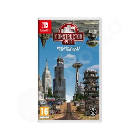 Constructor Plus hra pro Nintendo Switch