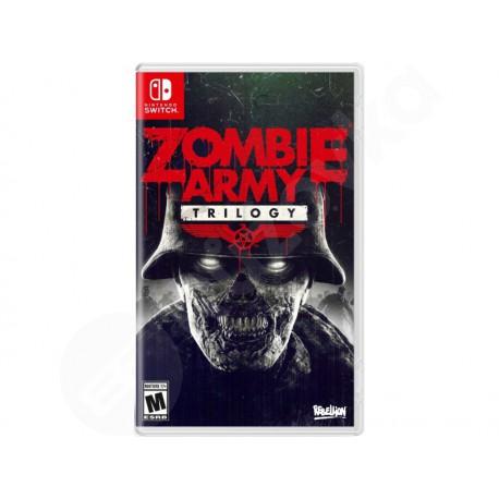 Zombie Army Trilogy hra pro Nintendo Switch