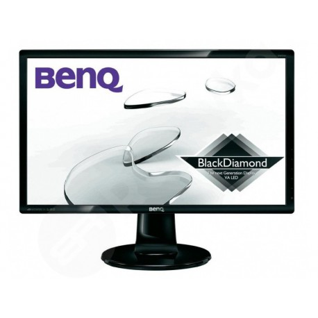 21,5'' LED BenQ GW2265M 1920x1080 - VGA DVI audio 16:9 černý