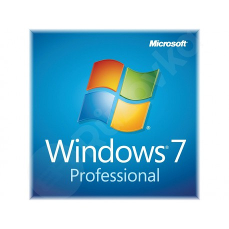 Microsoft Windows 7 Professional OEM CZ 32bit / 64bit