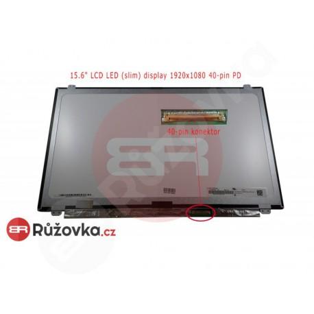 15.6'' LCD LED (slim) display 1920x1080 40-pin PD