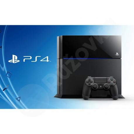 PlayStation 4 (1116A) PS4 500GB + kabeláž + ovladač
