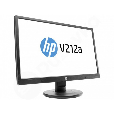 20.7'' LCD LED HP V212a - VGA DVI 1920x1080 audio 16:9 černý M6F38-60004