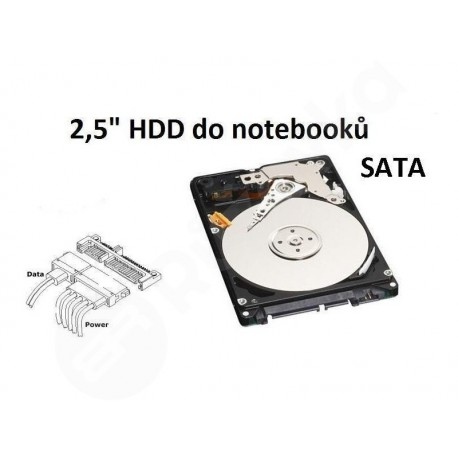 320GB SATA 2,5'' do notebooku 7mm