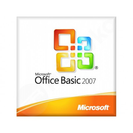 Microsoft Office 2007 Basic