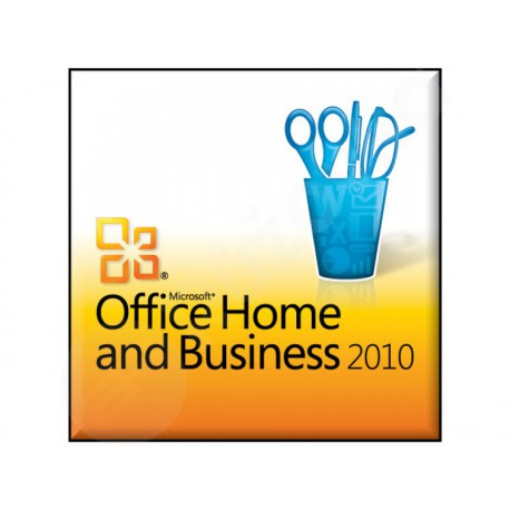 Microsoft Office 2010 Home & Business (pro podnikatele)