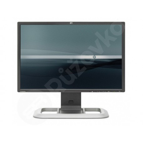 22'' S-IPS HP LP2275W - DVI, DP, VESA 100x100 16:10 černo - stříbrný