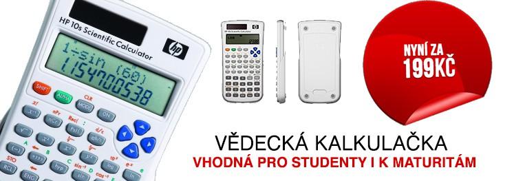 Kalkulačka HP 10s